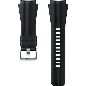 Samsung Galaxy Watch Silicone Band 22mm Černá (ET-YSU80MBEGWW)