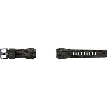 Řemínek Samsung Arik Levy Band Gear S3 ET-YSI76M Dark Brown (ET-YSI76MDEGWW)