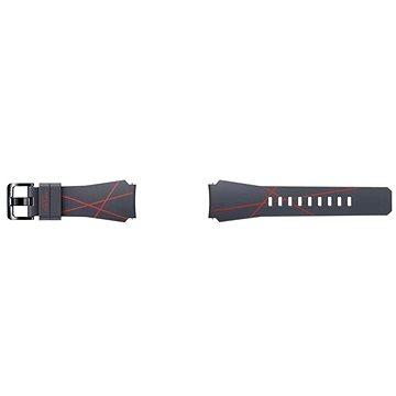 Řemínek Samsung Arik Levy Band Gear S3 ET-YSI76M Navy Blue (ET-YSI76MNEGWW)