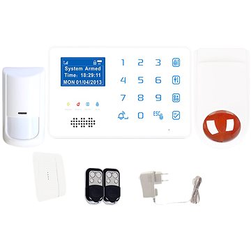 SAFE HOUSE GSM Starter Kit (LS-GSM-215c)