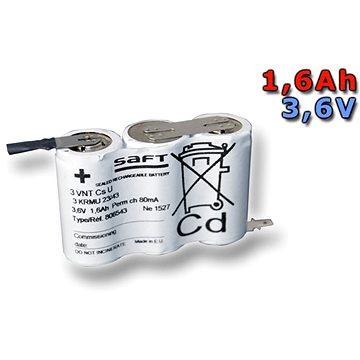 GOOWEI SAFT 3.6V 1600mAh vysokoteplotní (3SBSVTCs) (3SBSVTCs)