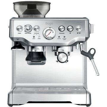 SAGE BES870 Espresso + ZDARMA Zrnková káva AlzaCafé 250g Čerstvě pražená 100% Arabica