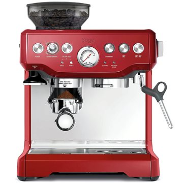 SAGE BES870 Espresso červené (BES870RD)