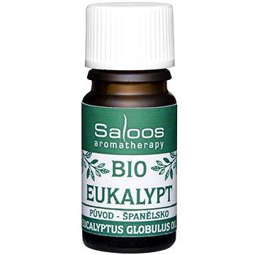 100% BIO přírodní esenciální olej Eukalyptus 5 ml (8594031322849)