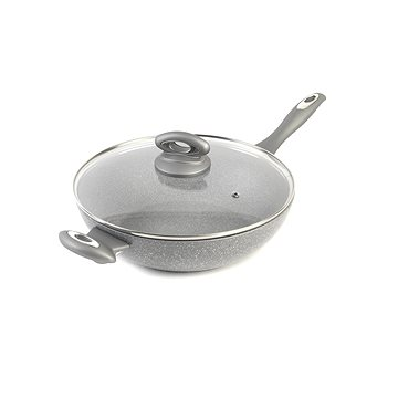 Salter Pánev wok 28cm Marble Collection BW02772G