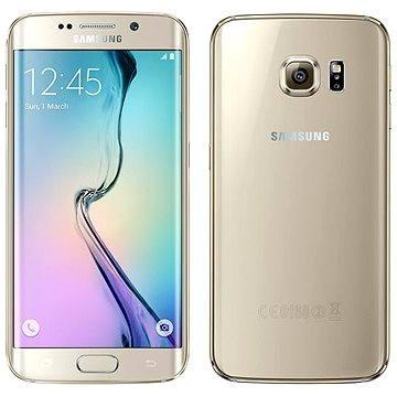 Samsung Galaxy S6 edge (SM-G925F) 32GB Gold Platinum (SM-G925FZDAETL) + ZDARMA Poukaz Elektronický darčekový poukaz Alza.sk v hodnote 39 EUR, platnosť do 28/2/2017 Poukaz Elektronický dárkový poukaz Alza.cz v hodnotě 1000 Kč, platnost do 28/2/2017