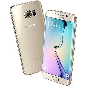 Samsung Galaxy S6 edge (SM-G925F) 64GB Gold Platinum (SM-G925FZDEETL)