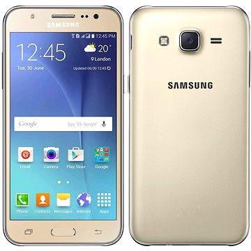 Samsung Galaxy J5 zlatý (SM-J500FZDAETL)