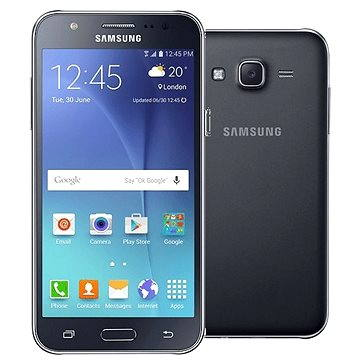 Samsung Galaxy J5 Duos černý (SM-J500FZKDETL)