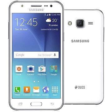 Samsung Galaxy J5 Duos bílý (SM-J500FZWDETL)