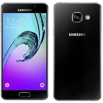 Samsung Galaxy A3 (2016) černý (SM-A310FZKAETL) + ZDARMA Album MP3 Zimní playlist 2017 Digitální předplatné Týden - roční