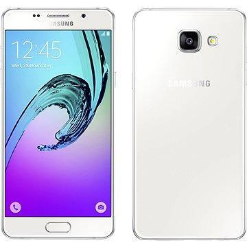 Samsung Galaxy A3 (2016) bílý (SM-A310FZWAETL) + ZDARMA Album MP3 Zimní playlist 2017 Digitální předplatné Týden - roční