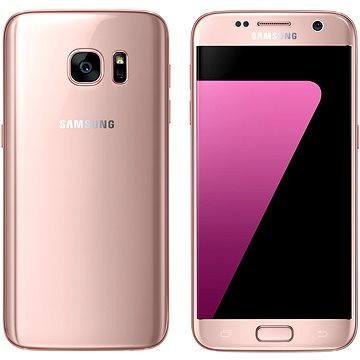 Samsung Galaxy S7 růžový (SM-G930FEDAETL) + ZDARMA Digitální předplatné Týden - roční