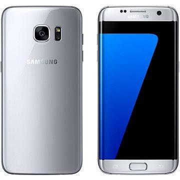 Samsung Galaxy S7 edge stříbrný (SM-G935FZSAETL) + ZDARMA Kryt Samsung ET-CG935D černý Digitální předplatné Týden - roční