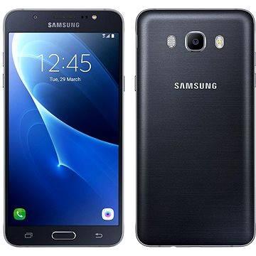 Samsung Galaxy J7 (2016) černý (SM-J710FZKNETL) + ZDARMA Poukaz Elektronický dárkový poukaz Alza.cz v hodnotě 666 Kč, platnost do 23/12/2016