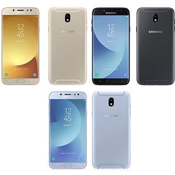 Samsung Galaxy J5 (2017) + ZDARMA Paměťová karta Samsung micro SDHC 32GB EVO Plus Class 10 UHS-I + SD adaptér