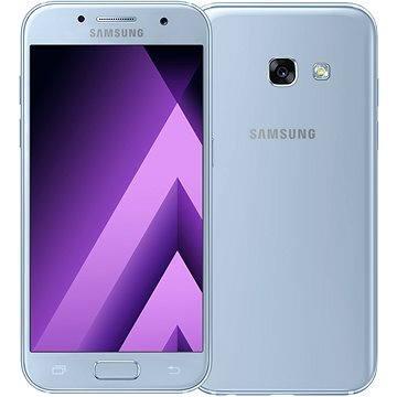 Samsung Galaxy A3 (2017) modrý (SM-A320FZBNETL) + ZDARMA Dárkový poukaz v hodnotě 1000Kč na nákup značkového mobilního příslušenství Samsung Power Bank Xiaomi Power Bank 16000 mAh Silver