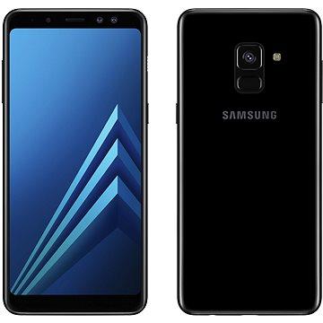 Samsung Galaxy A8 Duos černý (SM-A530FZKDXEZ)