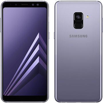 Samsung Galaxy A8 Duos šedý (SM-A530FZVDXEZ)
