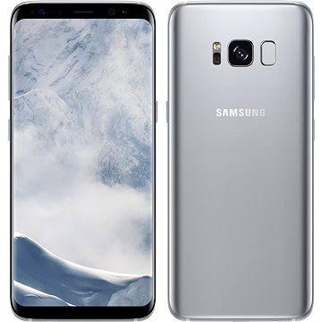 Samsung Galaxy S8 stříbrný (SM-G950FZSAETL) + ZDARMA Bezpečnostní software Kaspersky Internet Security pro Android pro 1 mobil nebo tablet na 6 měsíců (elektronická licence) Digitální předplatné Interview - SK - Roční od ALZY Digitální předplatné Týden -