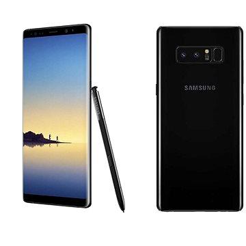 Samsung Galaxy Note8 černý (SM-N950FZKDETL) + ZDARMA Digitální předplatné Interview - SK - Roční od ALZY