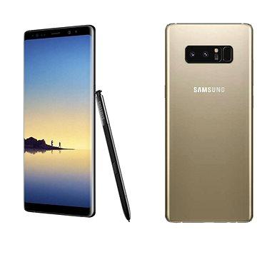 Samsung Galaxy Note8 zlatý (SM-N950FZDDETL) + ZDARMA Digitální předplatné PC Revue - Roční předplatné - ZDARMA Digitální předplatné Interview - SK - Roční od ALZY