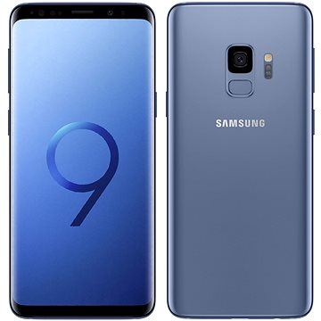 Samsung Galaxy S9 Duos modrý (SM-G960FZBDXEZ)
