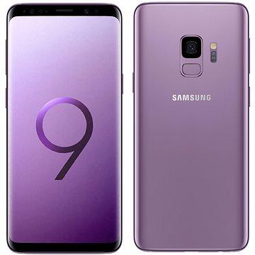 Samsung Galaxy S9 Duos fialový (SM-G960FZPDXEZ)