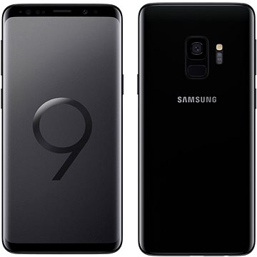 Samsung Galaxy S9 Duos 256GB černý (SM-G960FZKHXEZ)
