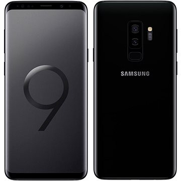 Samsung Galaxy S9+ Duos 256GB černý (SM-G965FZKHXEZ)