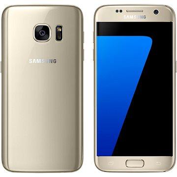 Samsung Galaxy S7 zlatý (SM-G930FZDAETL_) + ZDARMA Digitální předplatné Interview - SK - Roční od ALZY