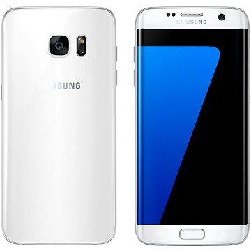 Samsung Galaxy S7 edge bílý (SM-G935FZWAETL_) + ZDARMA Poukaz Elektronický dárkový poukaz Alza.cz v hodnotě 1000 Kč, platnost do 31/12/2017