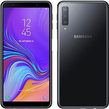 Samsung Galaxy A7 Dual SIM černá (SM-A750FZKUXEZ )