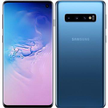 Samsung Galaxy S10 Dual SIM 128GB modrá (SM-G973FZBDXEZ)