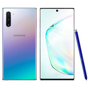 Samsung Galaxy Note10 Dual SIM gradientní stříbrná (SM-N970FZSDXEZ)