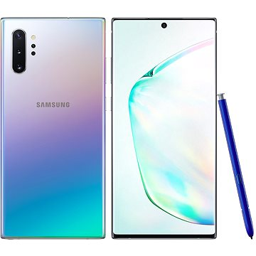 Samsung Galaxy Note10+ Dual SIM 512GB gradientní stříbrná (SM-N975FZSGXEZ)