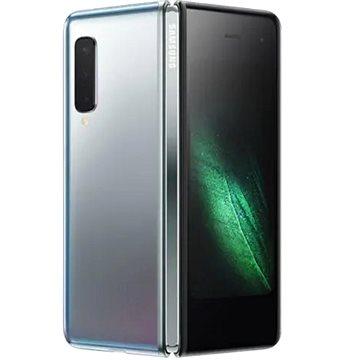 Samsung Galaxy Fold 5G stříbrná (SM-F907BZKADBT)