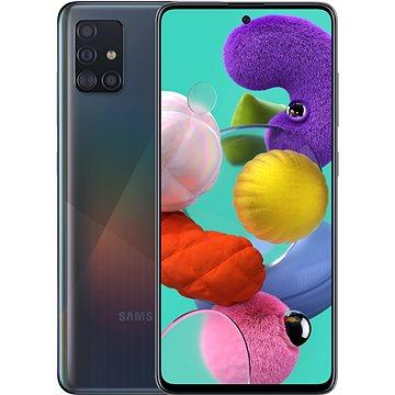 Samsung Galaxy A51 černá (SM-A515FZKVEUE)