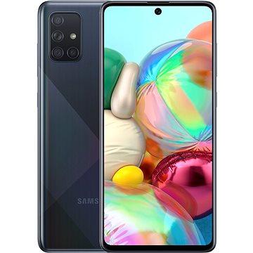Samsung Galaxy A71 černá (SM-A715FZKUXEZ)