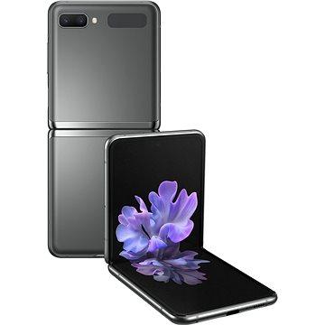 Samsung Galaxy Z Flip 5G šedá (SM-F707BZAAXEZ)
