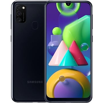 Samsung Galaxy M21 černá (SM-M215FZKUXEZ)