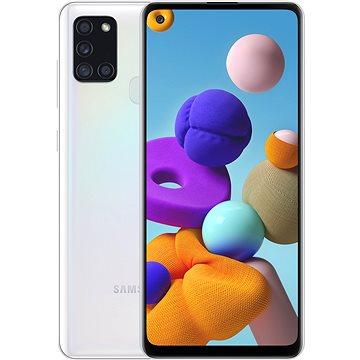 Samsung Galaxy A21s 32GB bílá (SM-A217FZWNEUE)
