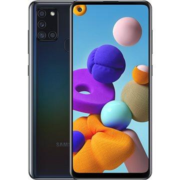 Samsung Galaxy A21s 32GB černá (SM-A217FZKNEUE)