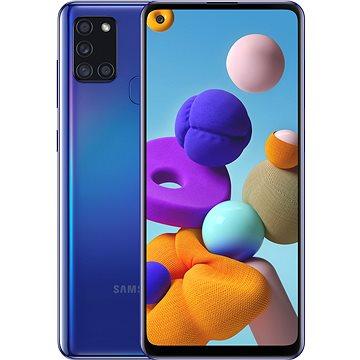 Samsung Galaxy A21s 32GB modrá (SM-A217FZBNEUE)