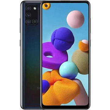 Samsung Galaxy A21s 128GB černá (SM-A217FZKUEUE)