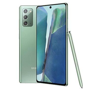 Samsung Galaxy Note 20 zelená (SM-N980FZGGEUE)