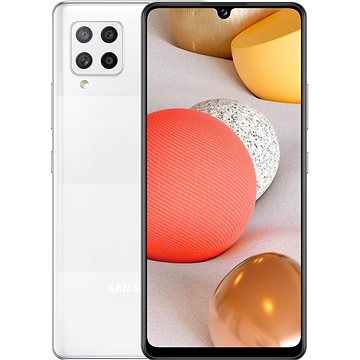 Samsung Galaxy A42 5G bílá (SM-A426BZWDEUE)