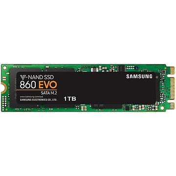 Samsung 860 EVO M.2 1TB (MZ-N6E1T0BW)