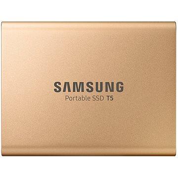 Samsung SSD T5 1TB zlatý (MU-PA1T0G/EU)