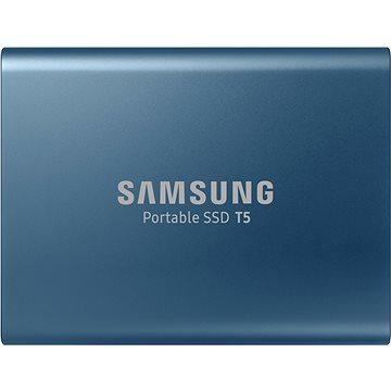 Samsung SSD T5 500GB modrý (MU-PA500B/WW)